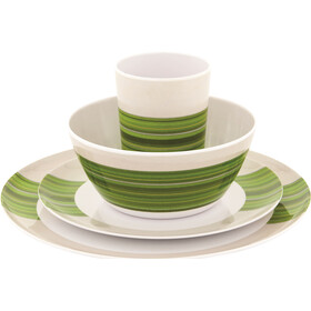 Outwell Blossom Picnic Set for 2 persons, pogonia green